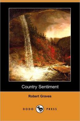 Country Sentiment (Dodo Press)
