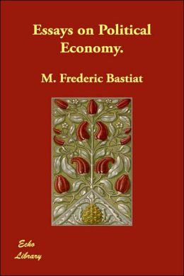 Essays on Political Economy.