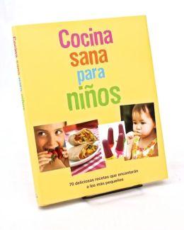 Cocina sana para niños
