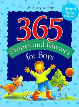365 Story Treasuries For Boys