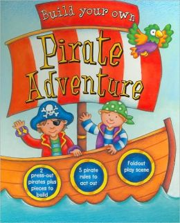 Build Your Own Pirate Adventure
