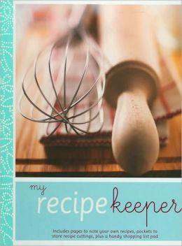 My Recipe Keeper