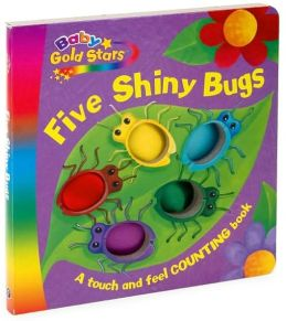 Five Shiny Bugs (Baby Gold Stars Series)