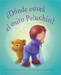 Dónde estará el osito Peluchín?