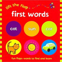Lift the Flap: First Words