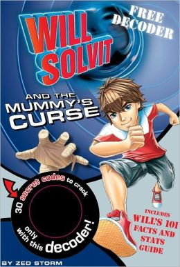 Will Solvit and the Mummy's Curse 3