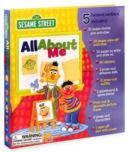 Sesame Street All About Me