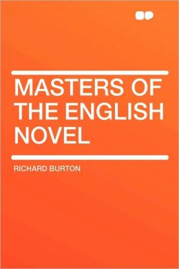 Masters Of The English Novel