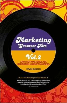 Marketing Greatest Hits: Another Masterclass in Modern Marketing Ideas