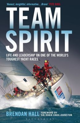 Team Spirit: Life and leadership on one of the world's toughest yacht races