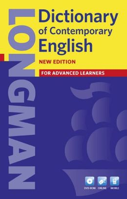 Longman Dictionary of Contemporary English with DVD