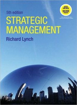 Strategic Management with Strategic Management Companion Website Student Access Card