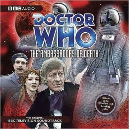 Doctor Who: The Ambassadors of Death: The Original BBC Television Soundtrack