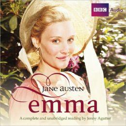 Emma: An Unabridged Reading by Jenny Agutter