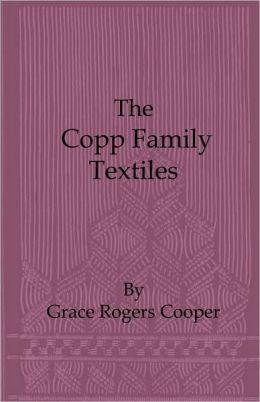 The Copp Family Textiles