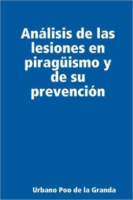 Analisis de Las Lesiones En Piraguismo y de Su Prevencion