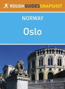 Oslo Rough Guides Snapshot Norway (includes the Oslofjord)