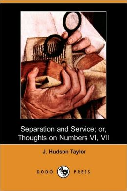 Separation And Service; Or, Thoughts On Numbers Vi, Vii