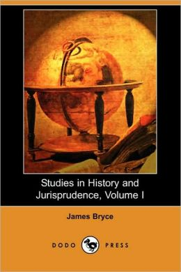 Studies In History And Jurisprudence, Volume I