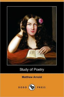 Study Of Poetry