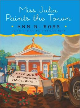 Miss Julia Paints the Town (Miss Julia Series #9)