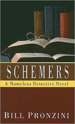 Schemers (Nameless Detective Mystery Series #33)