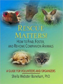 Rescue Matters!