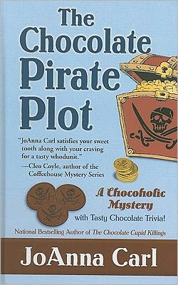The Chocolate Pirate Plot (Chocoholic Mystery Series #10)