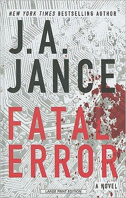 Fatal Error (Ali Reynolds Series #6)