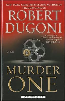 Murder One (David Sloane Series #4)