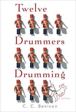 Twelve Drummers Drumming (Father Christmas Series #1)