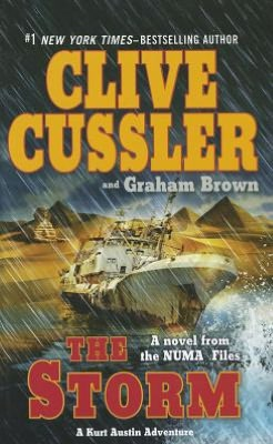 The Storm: A Novel from the NUMA Files