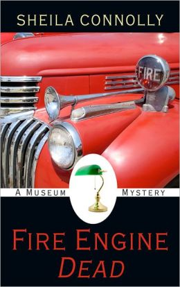 Fire Engine Dead (Museum Mystery Series #3)