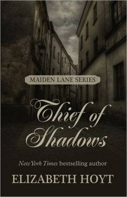 Thief of Shadows (Maiden Lane Series #4)