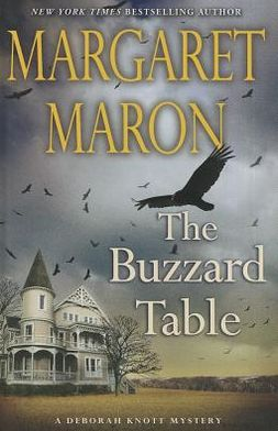 The Buzzard Table (Deborah Knott Series #18)