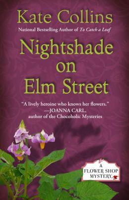 Nightshade on Elm Street (Flower Shop Mystery Series #13)