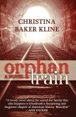 Book Cover Image. Title: Orphan Train, Author: Christina Baker Kline
