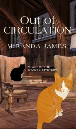 Out of Circulation (Cat in the Stacks Series #4)