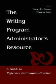 The Writing Program Administrator's Resource