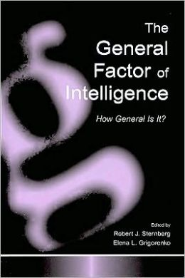 The General Factor of Intelligence