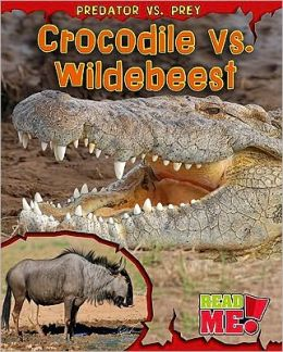 Crocodile vs. Wildebeest