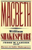 Book Cover Image. Title: Macbeth (Barnes & Noble Shakespeare), Author: William Shakespeare