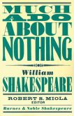 Book Cover Image. Title: Much Ado About Nothing (Barnes & Noble Shakespeare), Author: William Shakespeare