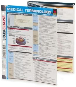 Medical Terminology (SparkCharts)