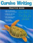 Book Cover Image. Title: Cursive Writing Practice Book (Flash Kids Writing Skills Series), Author: Flash Kids Editors
