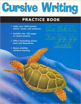 Cursive Writing Practice Book (Flash Kids Writing Skills Series)