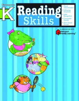 Reading Skills: Grade K (Flash Kids Reading Skills Series)