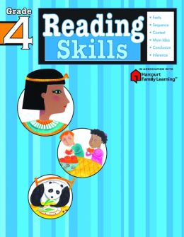 Reading Skills, Grade 4 (Flash Kids Reading Skills Series)