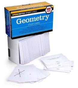 Geometry (SparkNotes Study Cards)
