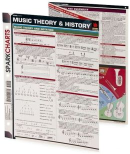 Music Theory and History (SparkCharts)